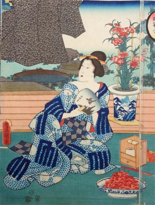 【画像】江戸時代のスイカの食べ方
