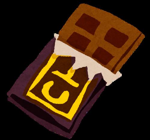 パン屋さん「パンに板チョコ挟んだろ」