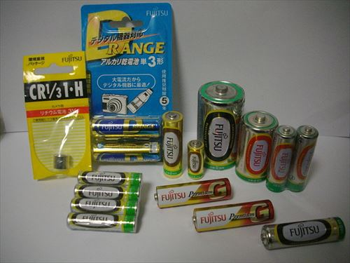 もう『乾電池〇本使用』みたいな製品は法律で禁止していいよな