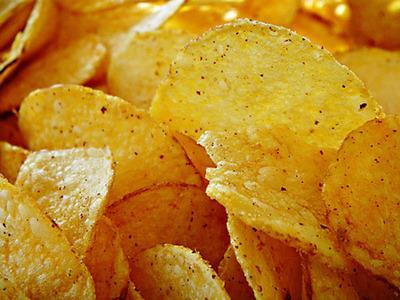 Crisps-food