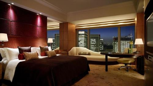 おまえら一流の高級ホテルに泊まったことあるか?