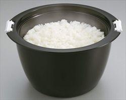 電子レンジでご飯が炊ける容器を買って来たんだけど、ご飯が硬い… なんでだよ?
