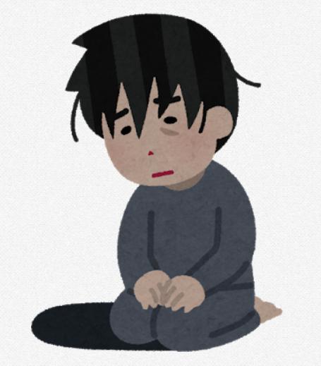【悲報】鬱ワイ、全然頭が回らず泣く