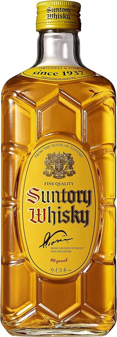 サントリー角瓶ウイスキー不味すぎ!