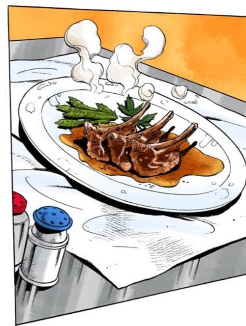 ジョジョに出てきたあの肉料理を作ったったwwwwwwwwwww
