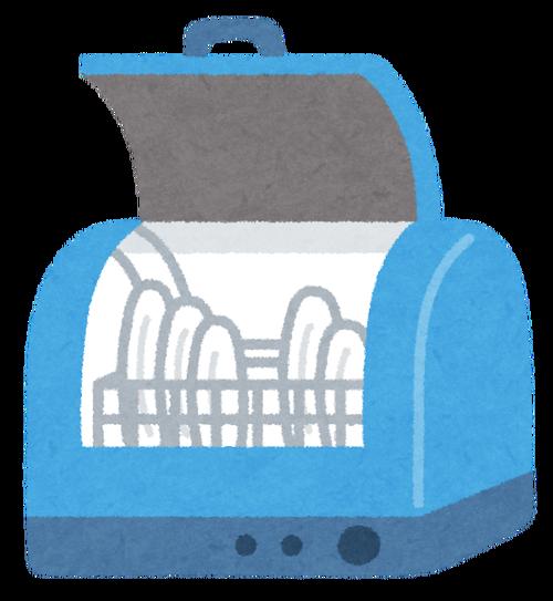 ワイ「食器洗うのめんどい・・・自動食器洗い機買うンゴ」