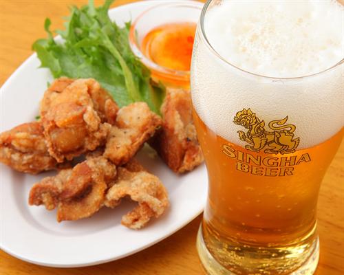 お盆だし朝から飲んじゃおうぜ ビールに合う夏のおつまみ1位は鶏のから揚げ 2位枝豆 3位ポテト