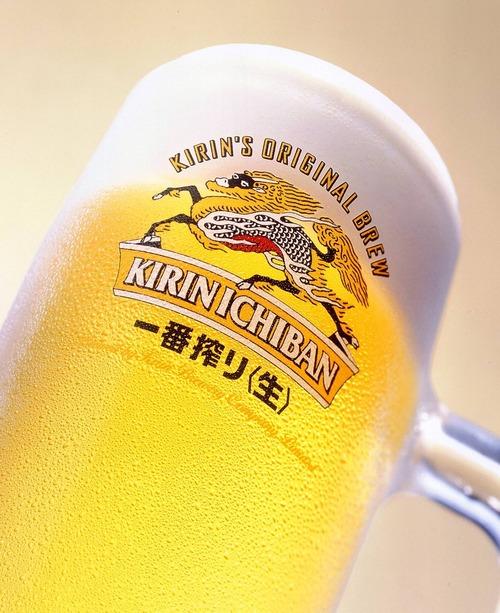 キリンビール販売21年ぶり増へ、「一番搾り」がけん引 アサヒは主力の「スーパードライ」が苦戦
