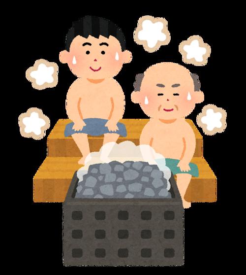 サウナ水風呂サウナ水風呂…←このループ