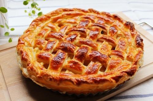 アップルパイとかいうどこに需要があるのか全くわからない料理