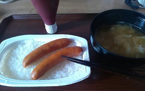 俺の朝飯wwwwwwwwwwwwwww