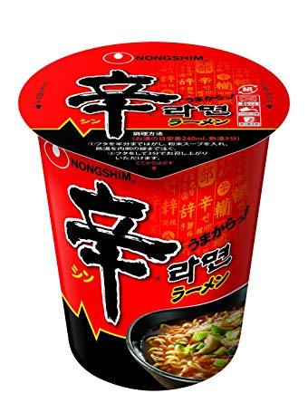 【台風19号】首都圏各地のスーパー、カップ麺、即席麺が買い占められガラガラに。ただ一つの商品を除いては(画像あり)