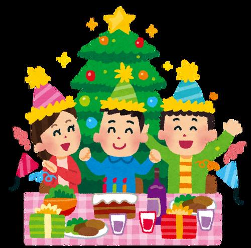 アメリカ人 「なぜ日本人はクリスマスにイチゴと生クリームのケーキを食べるんだい?」