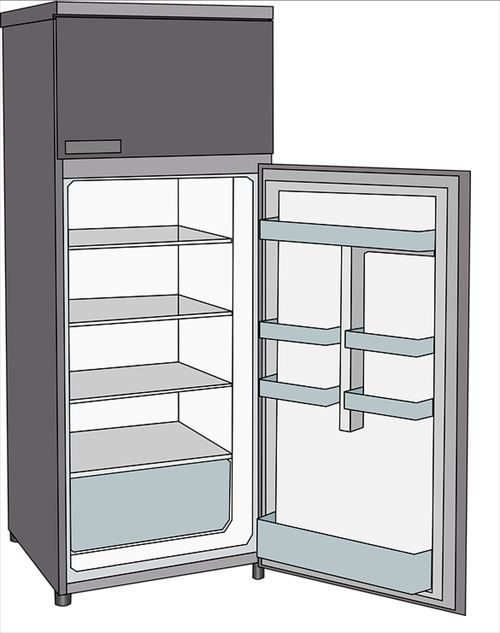 【悲報】ワイ、冷蔵庫の周りにG退治のやつを置くも怖くて冷蔵庫に近づけなくなる。