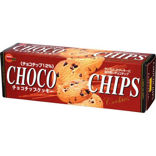 ブルボンのチョコチップクッキーさん、15枚入からお客様のニーズに応え9枚入に