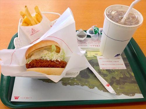 ワイハンバーガー担当大臣、日本のハンバーガーチェーンをモスバーガーのみにする