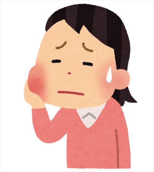 歯の詰め物取れたの放置してたらめちゃくちゃ痛くなったんだけど