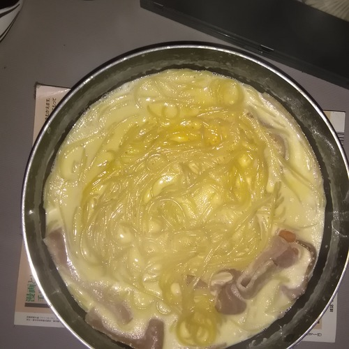 牛乳で作るカルボナーラ作ったんだよ!(画像あり)