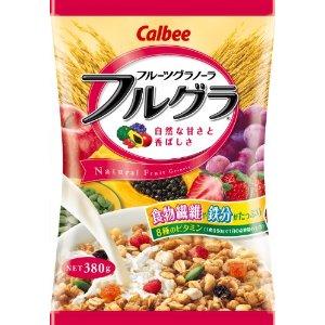 カルビー、人気の「フルグラ」を150億円商品に 年度内に4割増産へ