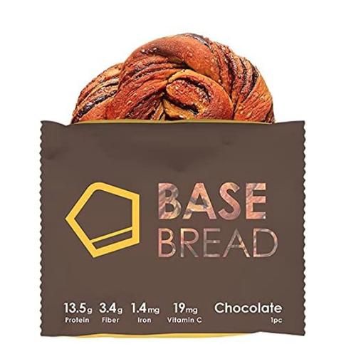 完全栄養食パン「BASE」コンビニ発売で、ランキング独占