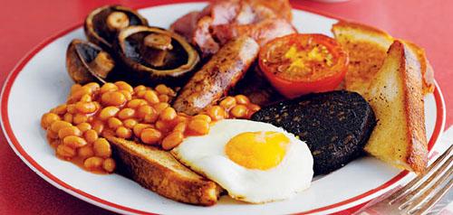 美味しいイギリス料理で打線組んだ
