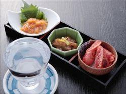 日本酒と肴の組み合わせを語ろう