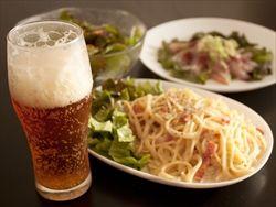 ビールとごはん同時に飲み食いする気持ちがわからん