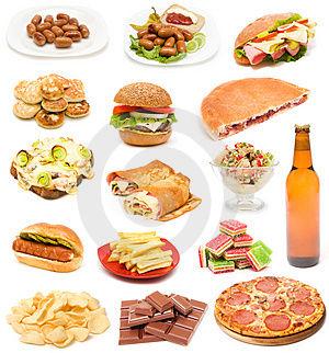 国連「肥満の原因はジャンクフードである事が判明した」