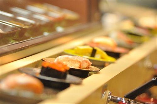 くら寿司 vs はま寿司 vs スシロー vs かっぱ寿司