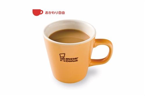 ミスタードーナツって「コーヒーおかわり自由270円で108円のドーナツも置いてる喫茶店」と考えれば有能やろ