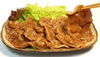 あなたは豚肉派?鶏肉派? 美味しい生姜焼きのレシピ