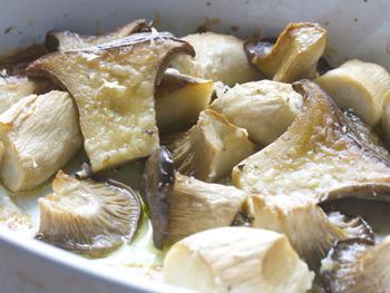 エリンギを使った美味しい料理
