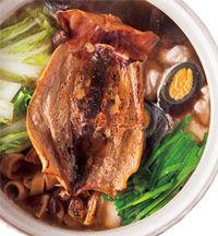 中国料理でスルメ?しかも鍋?「ふふふ。これがおいしい鍋の素なんです」…具材とだしの二役、「炙りスルメ鍋」の衝撃