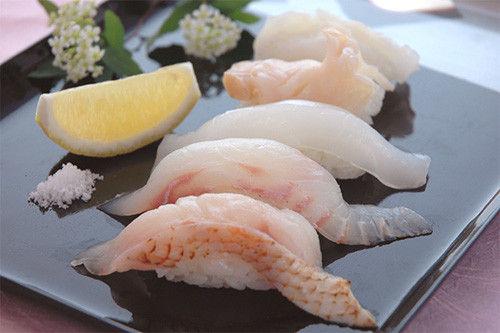 寿司を塩で食べるのはあり?
