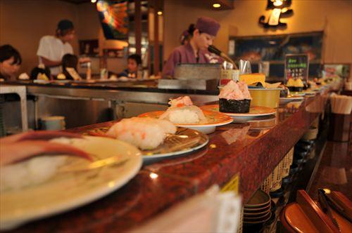 回転寿司って1人何皿くらいが平均なんや?