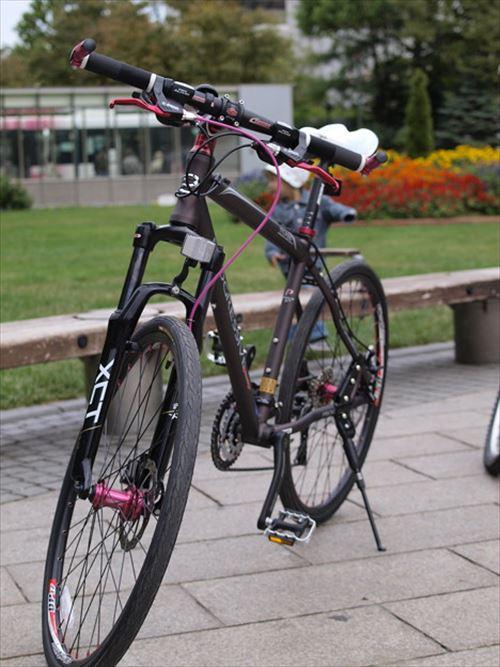 自転車でダイエットするのってママチャリよりクロスバイクのほうがいいの?
