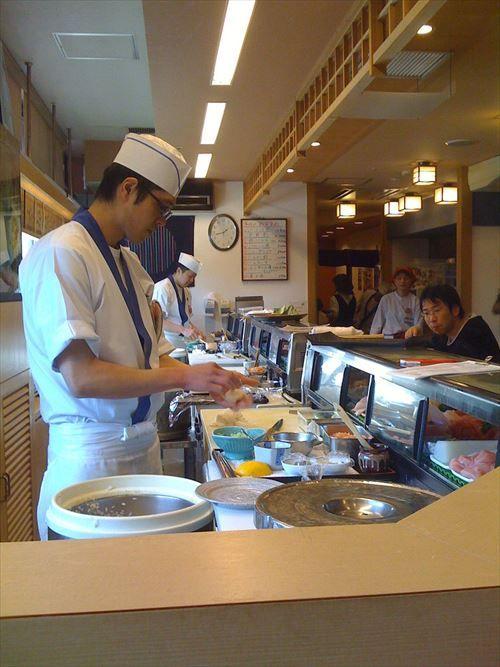 一人でお寿司を食べる方法ある?