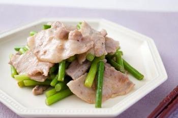 豚バラ薄切り肉のレシピ!
