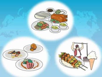 世界三大料理がフランス、中華、トルコだって言うけどさ