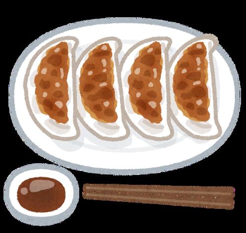 餃子焼いてる時に皮がフライパンに張り付いてグチャグチャになる←これどうしたらいいの?