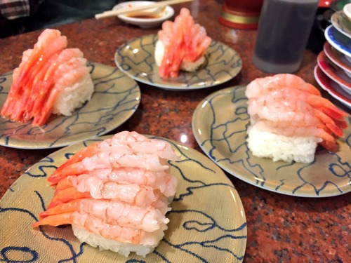 【朗報】北海道の回転寿司、すごすぎた