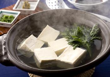 湯豆腐美味すぎワロタwwwww