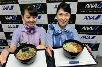 全日空、国際線で「博多一風堂」のラーメン提供…6月から日本発着の欧米路線で