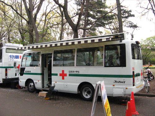 献血検診車_R