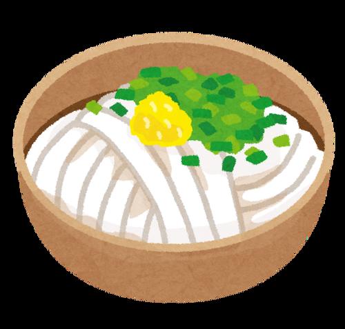 「はなまるの中」は「丸亀製麺の大」より多い。 これ豆知識な。