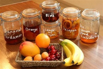 【酒】果実酒作りの季節がやってきました