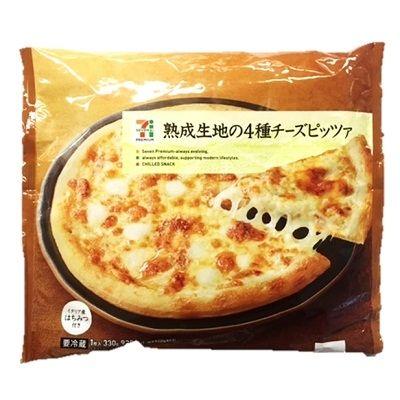 セブンプレミアムの1080円のピザ