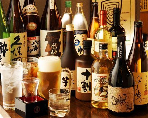 寿司には日本酒、中華料理には焼酎、洋食にはワイン