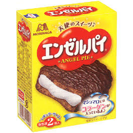 J( 'ー`)し「チョコパイ買ってきたよ」彡(゚)(゚)「!」シュババババ(走り寄る音)