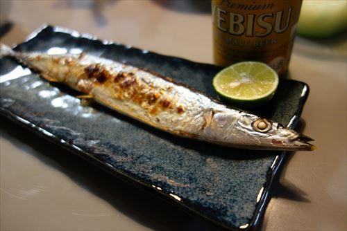 焼き魚ってサンマが一番うまくね?